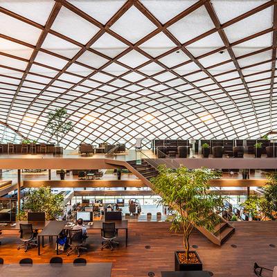 小堀 哲夫 / Tetsuo Kobori Architects : ROKI 全球创新中心 thumbnail