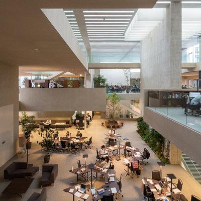小堀 哲夫 / Tetsuo Kobori Architects : NICCA 创新中心 thumbnail