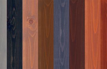 天然木蜡油涂料