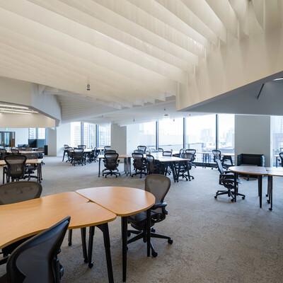 小堀 哲夫 / Tetsuo Kobori Architects : CIC Tokyo thumbnail