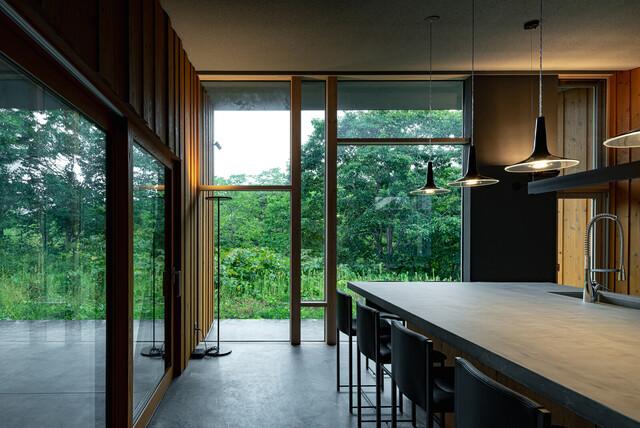 Niseko river house thumbnail7