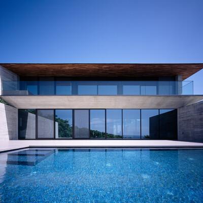 黒崎 敏 / APOLLO Architects & Associates : INFINITY thumbnail