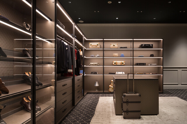 The Wardrobe for GLOBE-TROTTER by Molteni&C thumbnail5