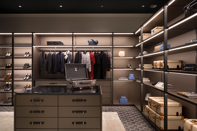 The Wardrobe for GLOBE-TROTTER by Molteni&C thumbnail6