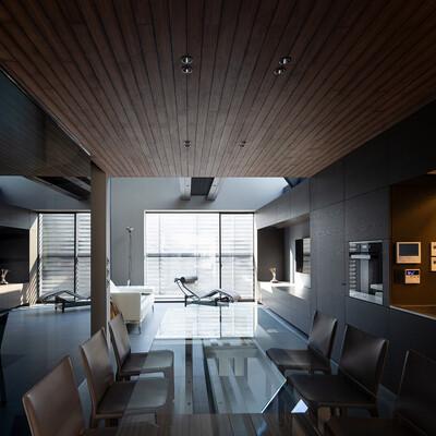 黒崎 敏 / APOLLO Architects & Associates : TRANE thumbnail